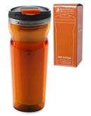 Maxwell & Williams To Go Travel Mug - orange - Large