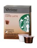 Starbucks Verismo Caffè Latte Pods - Beige
