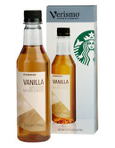 Starbucks Verismo System Syrups Vanilla - No Colour