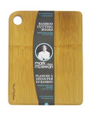 Mark Mcewan Mark McEwan by fresco Furled Bamboo Medium Utility Cutting Board - Brown