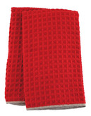 Jamie Oliver Set of 2 Microfiber Barmops - RED - 24 36