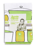 Jamie Oliver 2 Piece Tea Towel Set - Green - 18 x 28 Inches