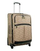 Calvin Klein Madison Signature 26 inch Suitcase - Khaki - 25
