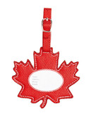 Heys Red Leaf Luggage Tag - Red