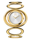 Calvin Klein Womens Metal Standard K1P23520 - Gold
