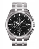 Tissot Mens Couturier  Automatic Chrono T0356271105100 - Silver