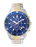 Bulova Mens Marine Star Collection Oversized 98B230 - Multi