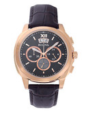 Bulova Mens Classic Collection Oversized 97B136 - Rose Gold