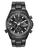 Citizen World Chronograph A-T - Black