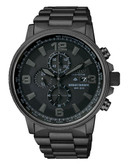 Citizen Nighthawk Watch - Black
