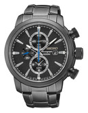 Seiko Seiko Men's Alarm Chronograph - Black