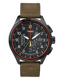 Timex Intelligent Quartz Linear Indicator Chronograph - Green