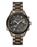 Timex Men's Intelligent Quartz World Time Watch - Grey