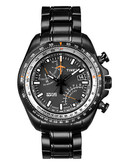 Timex Men's Intelligent Quartz Aviator Fly-Back Chronograph Watch - Black