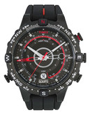 Timex Intelligent Quartz Tide Temp Compass Watch - Black