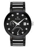 Bulova Diamond Watch - Multi
