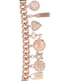 Anne Klein Womens Charm Petite AK1816RGCH - Rose Gold