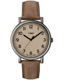 Timex Men's Modern Grande Classic Watch - Brown