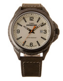 Timex Expedition Chrono Alarm Timer - Brown