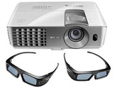 BenQ  W1070_Bundle_3D  DLP  Home Theater Projector