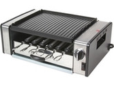 Cuisinart GC-15 Silver Griddler Compact Grill Centro