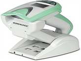 GRYPHON GM4100,WHT & GREEN,910 MHZ,SCANNER ONLY,HEALTHCARE