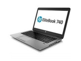"HP EliteBook 740 G1 (J8V04UT#ABA) Intel Core i5 4GB Memory 180GB SSD 14"" Ultrabook Windows 7 Professional 64-Bit / Windows 8 Pro downgrade"