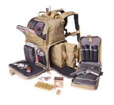 Outdoors GPS Tactical Range BackPack