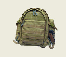 Range Bag and Back Pack