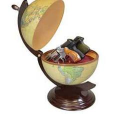 Egunbags Concealment Gun Globe