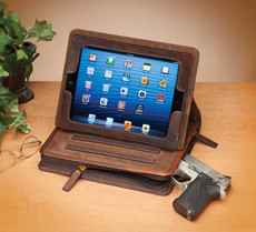 USA Bison Leather CCW iPad Case