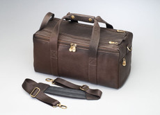 Oiled South American Cowhide Leather Range Bag
