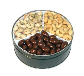 Middle Nuts Only Tin