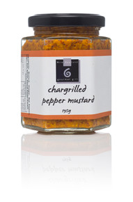 Chargrilled Pepper Mustard
