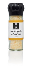 Roast Garlic Infused  Salt 100g