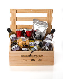 Personalised Corporate Deluxe Hamper