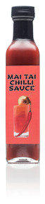 A rich hot & spicy tomato sauce packed with chilli, a hint of orange and a splash of Rum  250ml