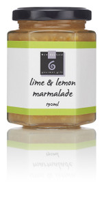 The summery citrus flavours of lemons & limes blend with a splash of rum for a gorgeous marmalade 195ml