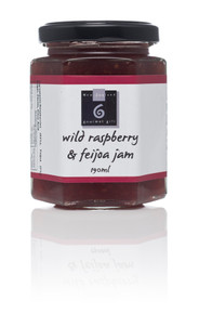 Wild Raspberry & Fejoa Jam 190 ml