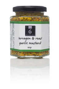 Tarragon & Roast Garlic Mustard