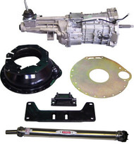 TREMEC Ford 2.66 Magnum XL 6 Speed Trans./Install Kit (05 & Up)