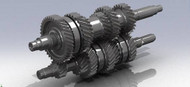 **NEW ** Inline 6 Spd Sequential Gear System for GM   FORD   MOPAR