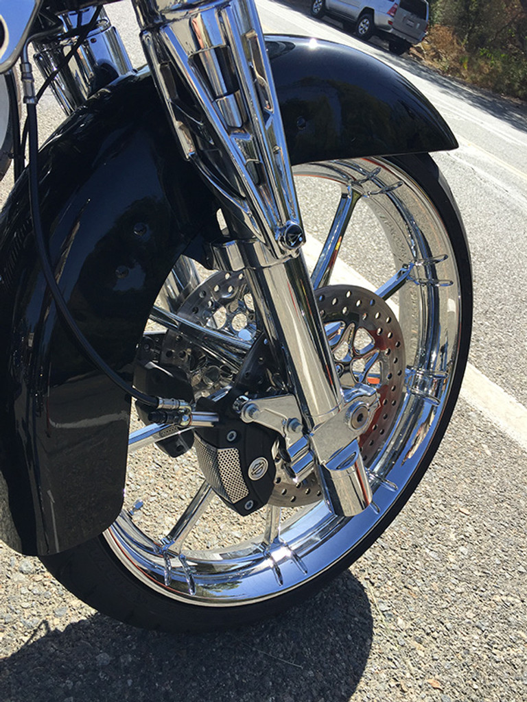 Leading Axle Fork Legs for Harley Touring Models with 23″ Wheel (2008-2013 Model)