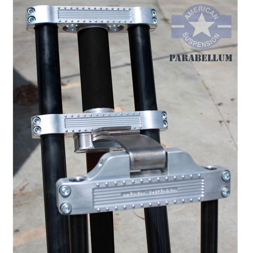 Parabellum Springer Front End