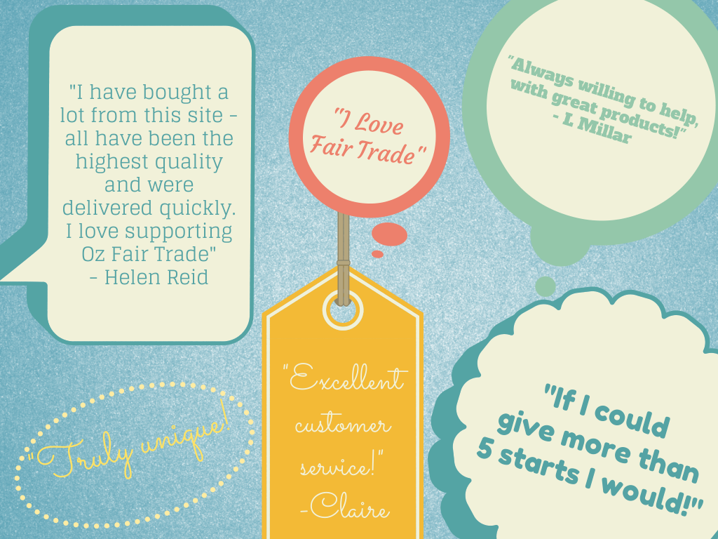 review Oz Fair Trade