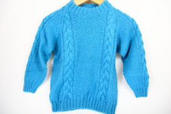 fair trade winter boy jumper