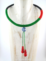 Fairtrade fashion necklace