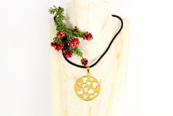 fair trade ethical recycled jewellery necklace pendant