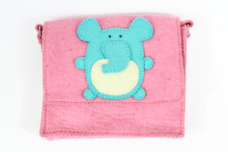 elephant kids shoulder bag