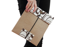 fair trade ivory 10 inch tablet sleeve
